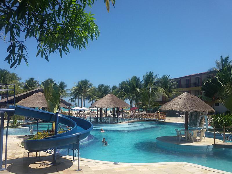 Maragogi Hotel Praia Dourada Toboganes