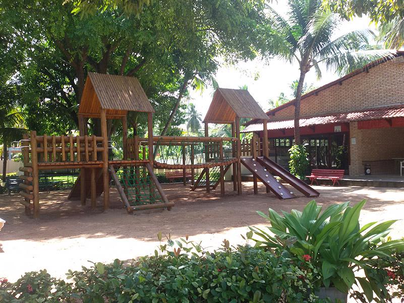 Maragogi Hotel Praia Dourada plaza juegos