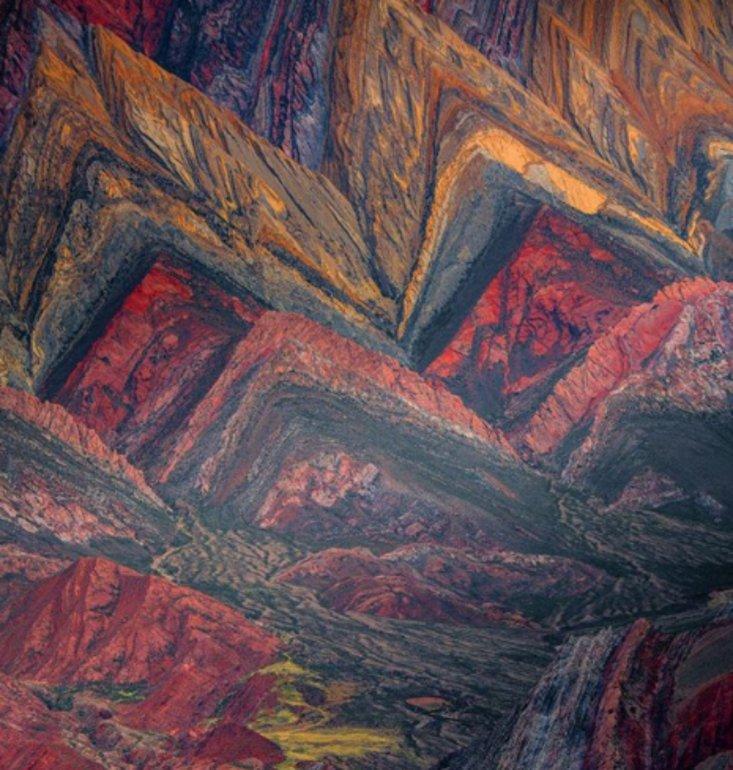 Un fotógrafo de Nat Geo publicó una imagen del Hornocal y el mundo se enamoró del paisaje jujeño