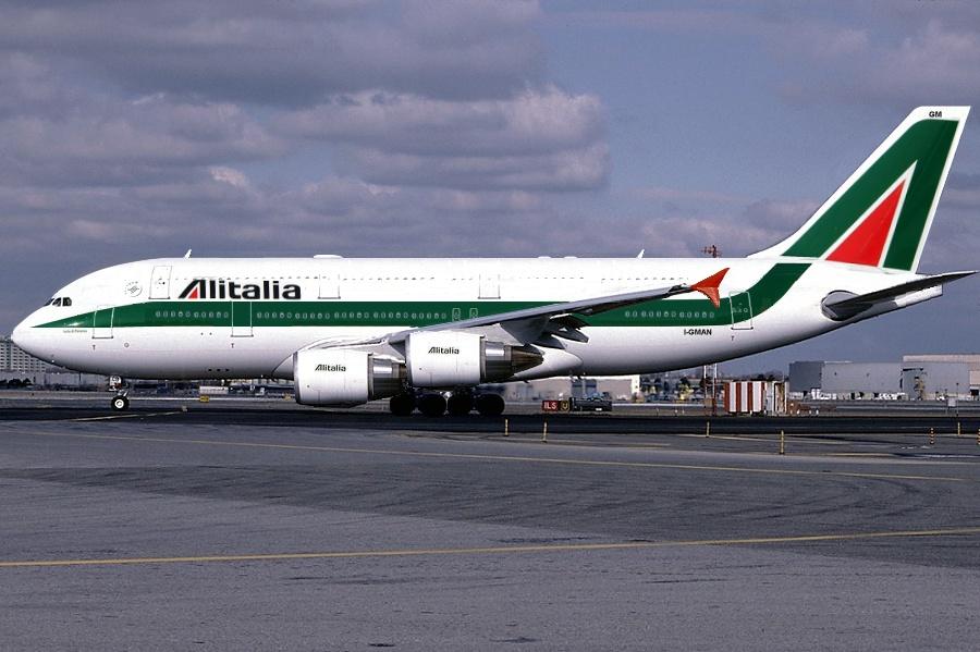 Alitalia, resultados y proyecciones favorables.