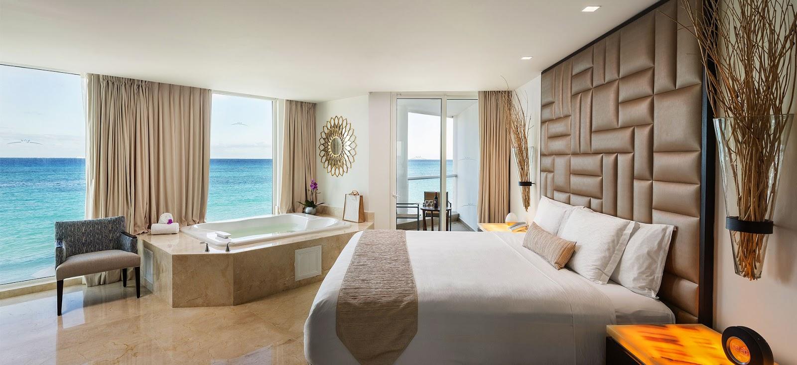 Así será la habitación del hotel del futuro.
